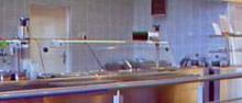 Model obaly Opava - firemní jídelna